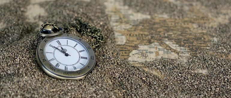 Tiempo, me cuestas tiempo