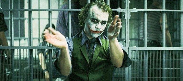 """Heath Ledger, Batman """"El caballero de la noche"""""""